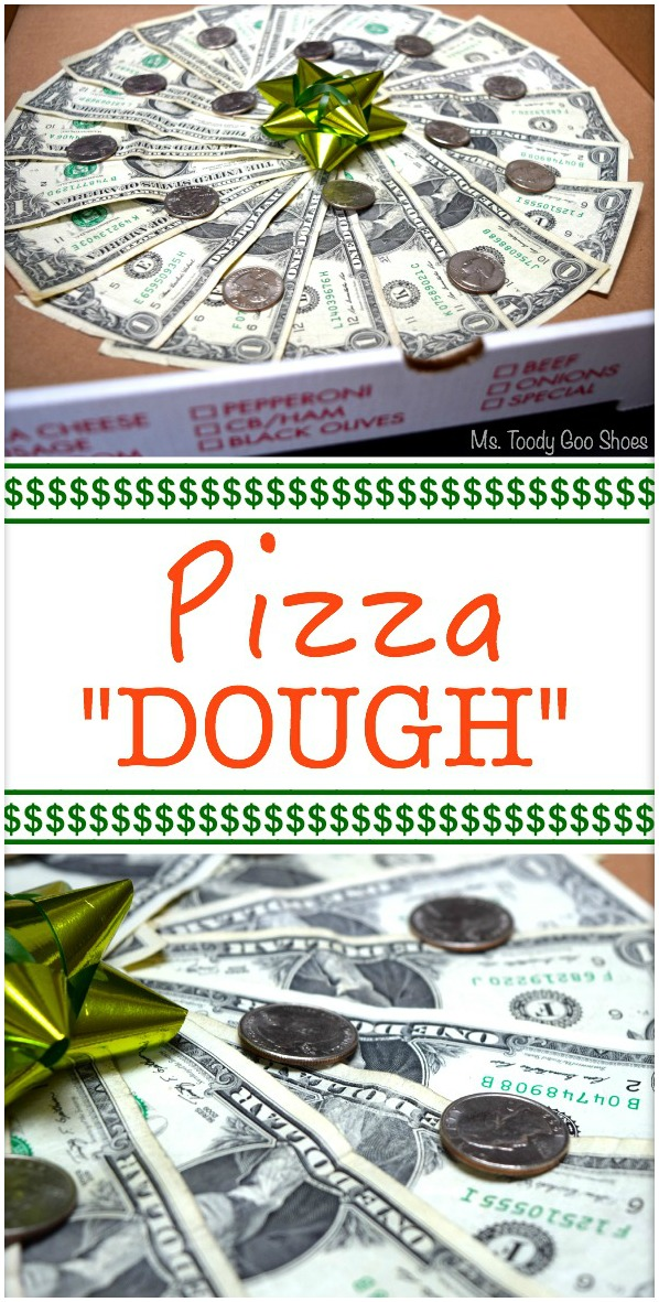 "Pizza ""Dough"" - perfect gifts for the teens on your list! 