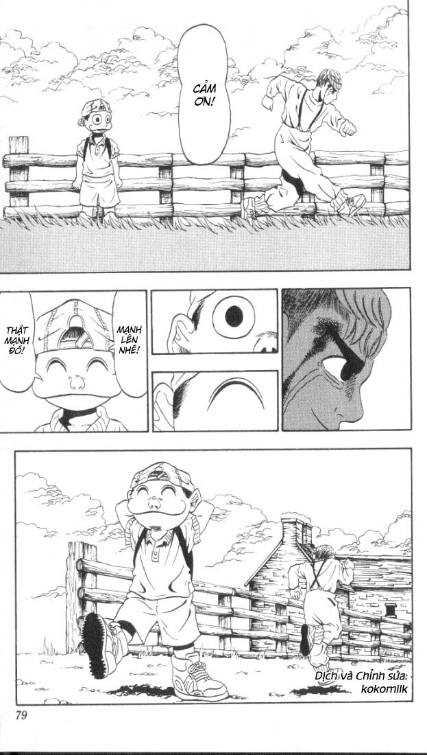 NINKU vol 2 trang 21