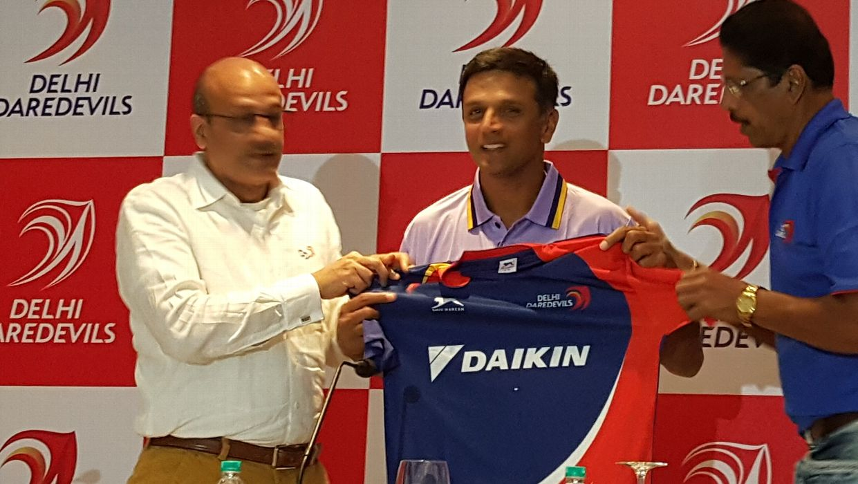 Delhi Daredevils (DD) Jersey