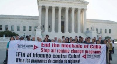 CUBA DA CIVILIZAÇÃO E OS ESTADOS UNIDOS DA BARBÁRIE