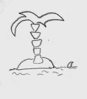 Palm Tree source drawing