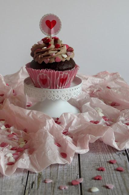 Kinderschoko Cupcakes / Muffins