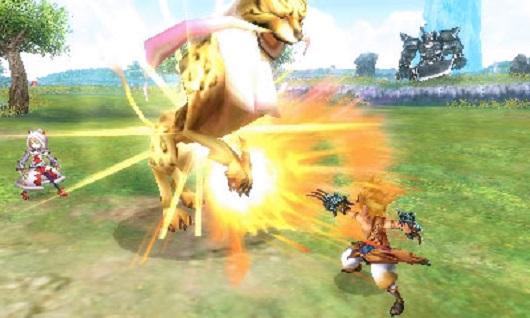 Final Fantasy Explorers Screenshot-3