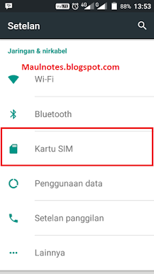 Maulnotes.blogspot.com - Cara Cepat Internet GSM di Andromax A TANPA ROOT!!!