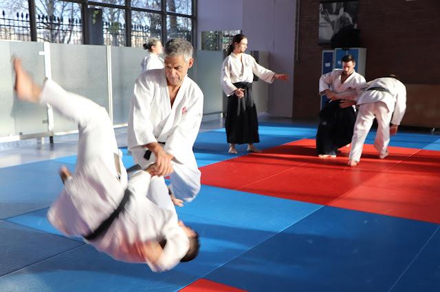 Technique Aikibudo Neji Kote Gaeshi