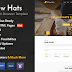 Yellow Hats Best Construction Business Multipurpose Template