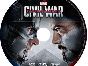 Marvel's Captain America:Civil War