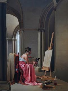 pintura-dibujos-mujeres-oleo