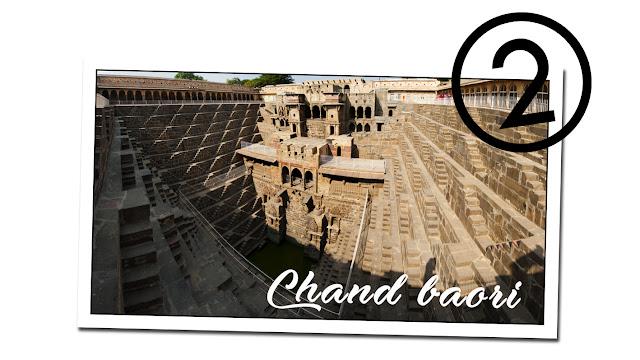 Chand Baori, Jaipur