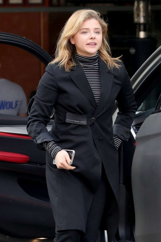 Chloe Grace Moretz Hot Photos