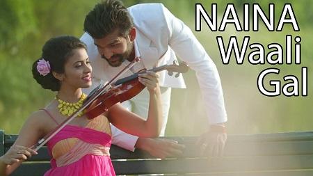 Naina Waali Gal Latest Music Video Yuvraj Hans Canada Di Flight New Punjabi Songs 2016