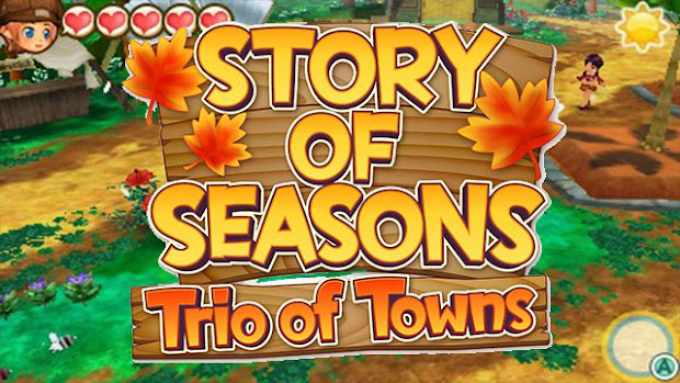 Story of Seasons: Trio of Towns Screenshot