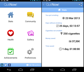 QuitNow! PRO - Stop smoking v5.9.2 APK Free Download For Android
