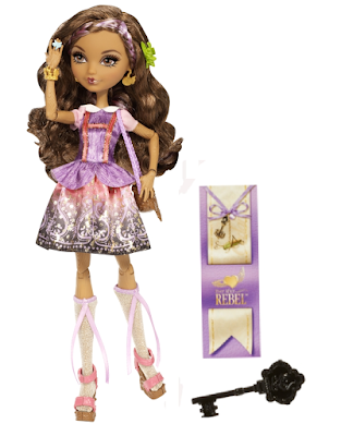 Ever After High Cedar Wood Basic Doll 2014