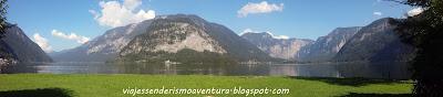 Panorámica de Hallstatt
