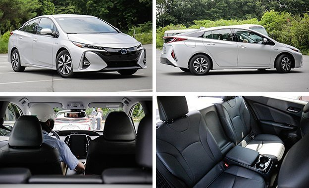 2017 Toyota Prius One Eco Plug In Hybrid
