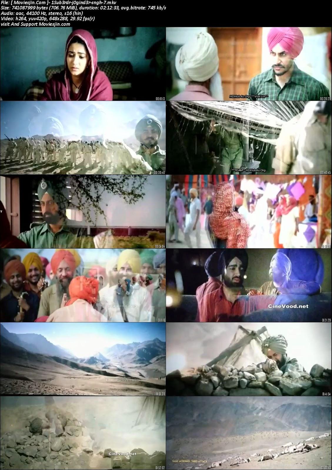 Watch Online Subedar Joginder Singh 2018 Punjabi DvD-Scr x264 700MB Full Movie Download Khatrimaza, free download 9xmovies,