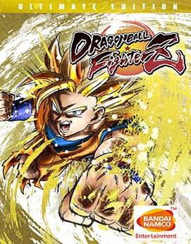 Dragon Ball FighterZ - Ultimate Edition Jogos Torrent Download capa