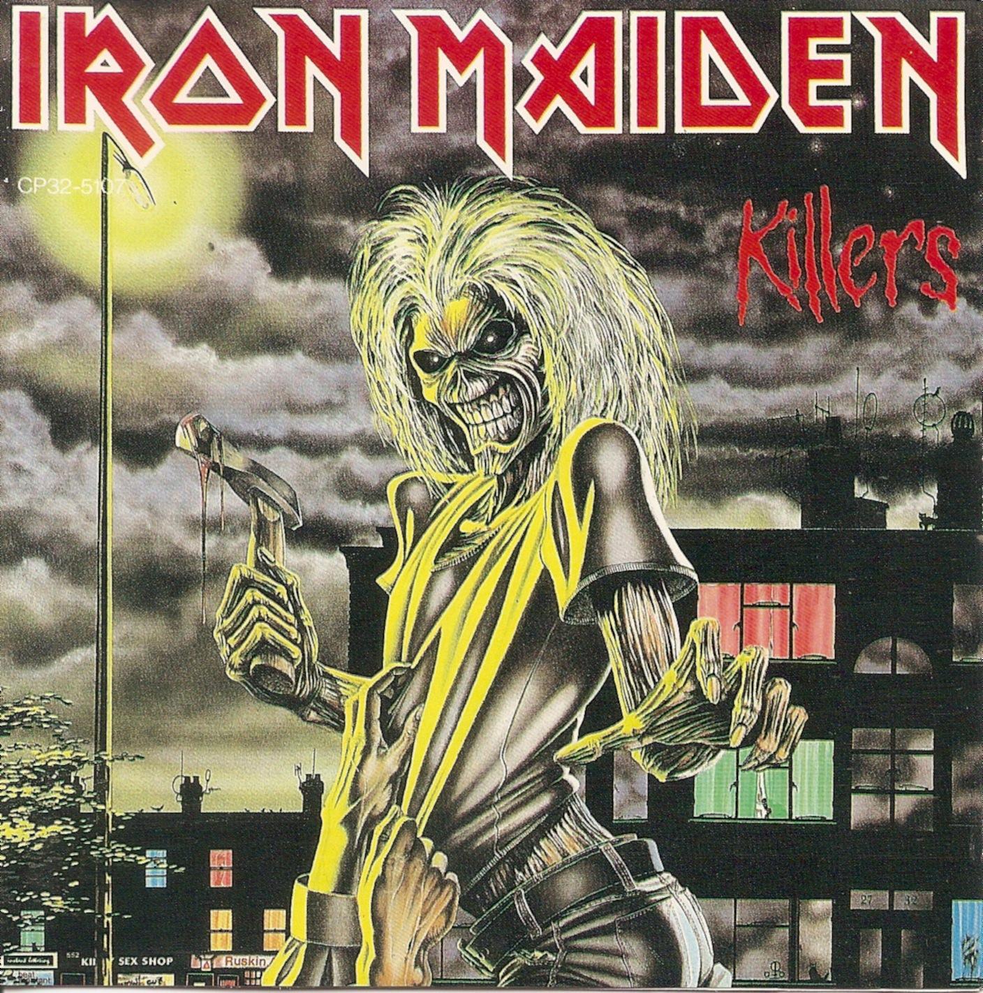Bilder Iron Maiden