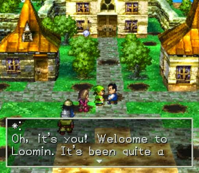 Download Game Dragon Warrior VII PS1 ISO