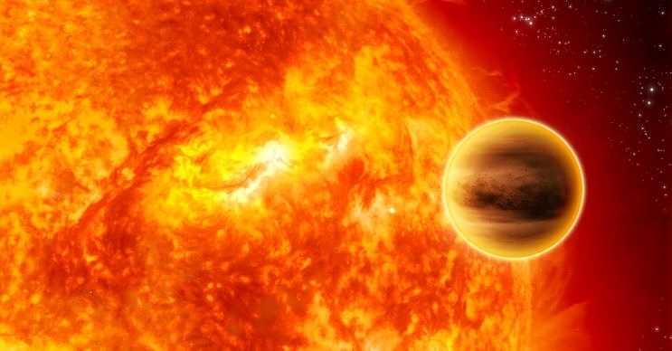 Dimidium canlı hiçbir şeyin yaşayamayacağı bir yerdir, öylesine sıcaktır ki gezegenin kendisi bile erimektedir.