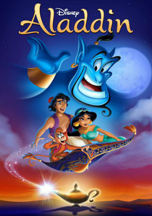 Aladdin 1992 BRRip 720p Dual Audio In Tamil Telugu