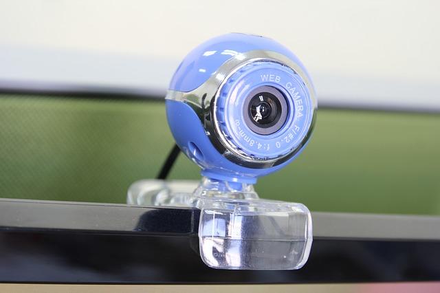 高価なWebカメラは不要