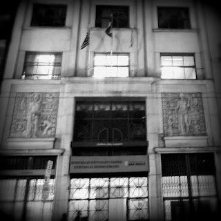 Edifício São Joaquim, no Centro de São Paulo