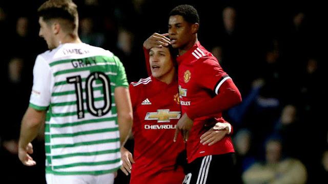 Chuyển nhượng MU: Rashford nên ra đi vì Alexis Sanchez