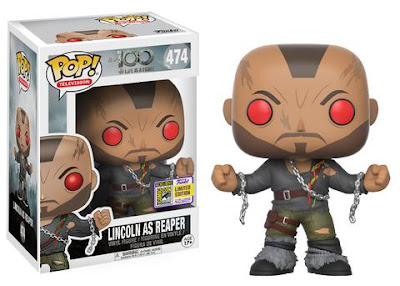 San Diego Comic-Con 2017 Exclusive Warner Bros. Pop! Vinyl Figures by Funko