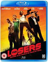 Download The Losers (2010) Hindi English 300mb