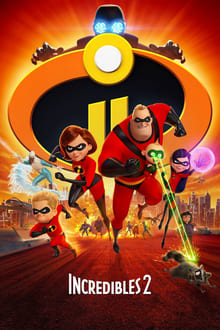 Poster Incredibles 2