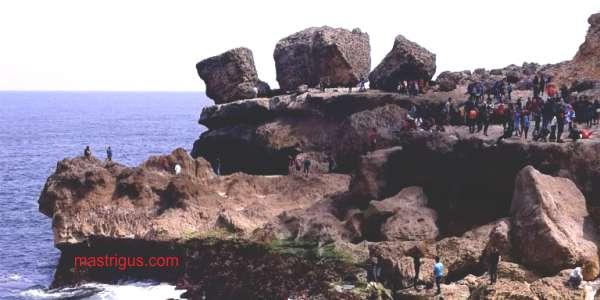 Batu karang kedung tumpang
