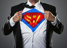 SEOs and online marketers are supermen and women
