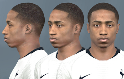 PES 2017 Faces Kyle Walker by WER Facemaker