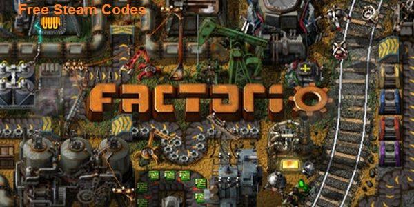 Factorio Key Generator Free CD Key Download