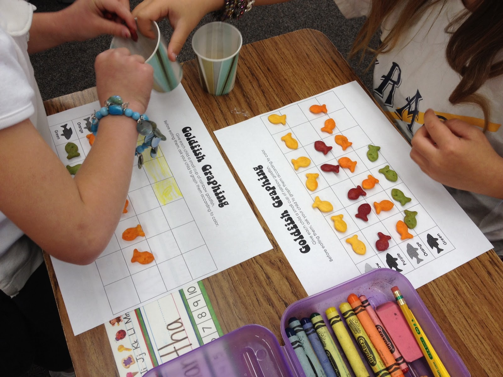 One Fish Two Fish Graphing