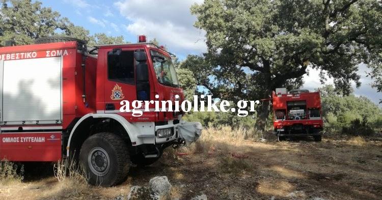 Αποτέλεσμα εικόνας για agriniolike πυροσβεστική