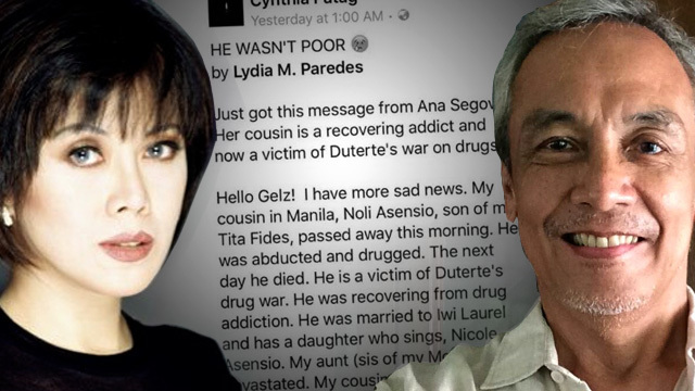 Cynthia Patag Admits Mistake, Apologizes After