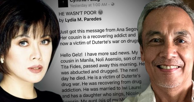 Cynthia Patag Jim Paredes Accused Of Politicizing