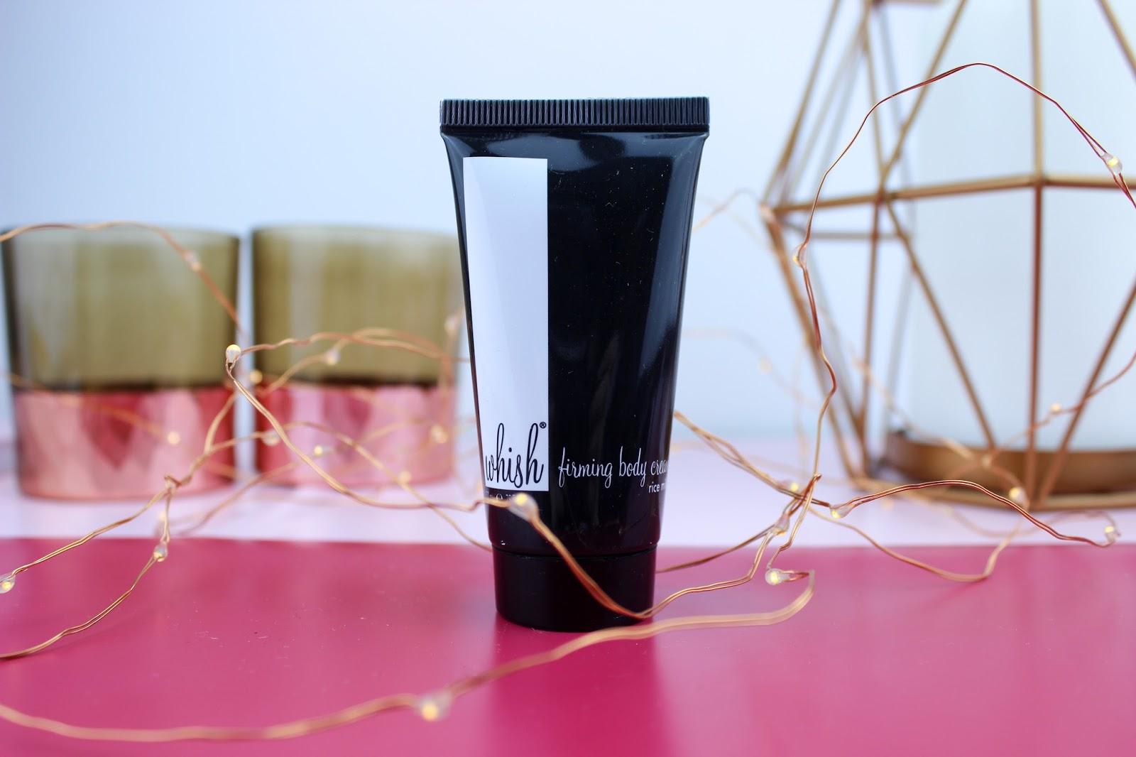 Whish Firming Body Cream