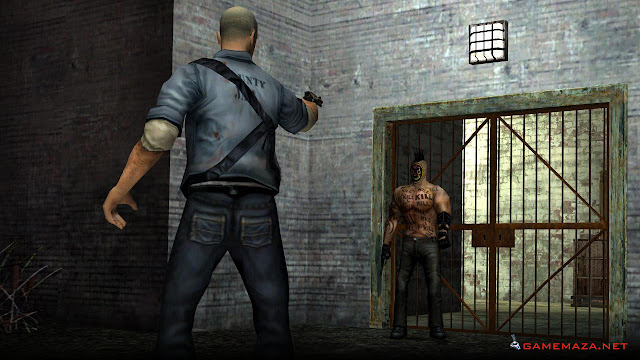 Manhunt Gameplay Screenshot 1
