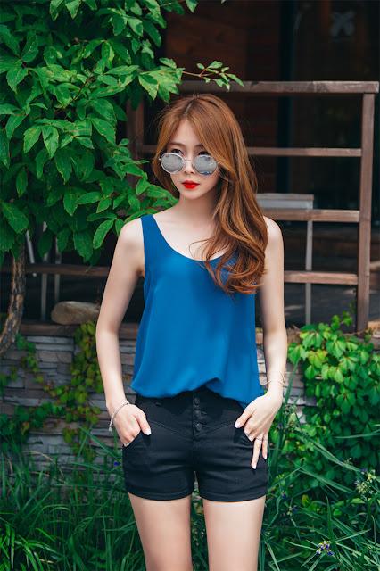 2 Hong Yeseul - very cute asian girl-girlcute4u.blogspot.com