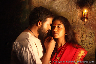 jayasurya and meghnaraj in poppins