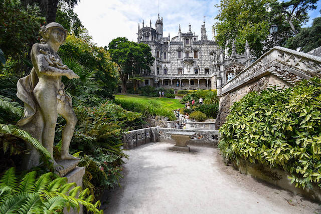 Quinta da Regaleira em Sintra