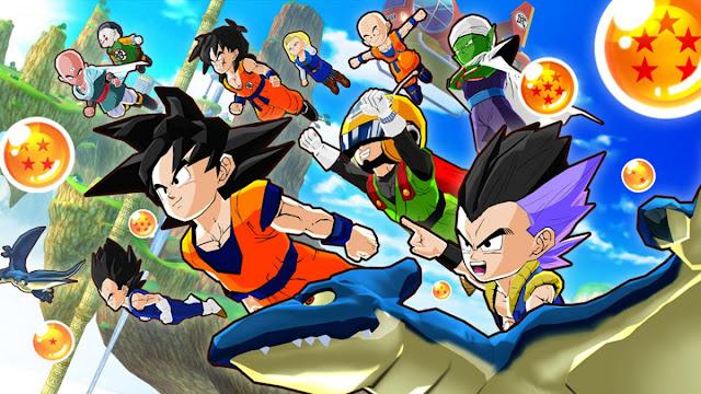 Dragon Ball Fusions 3DS data de lançamento e nova fusão são reveladas