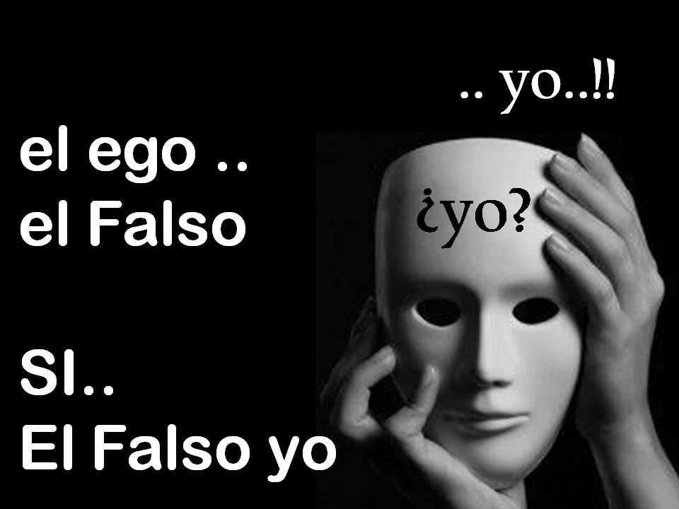 El falso yo