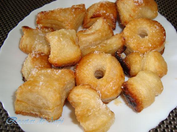 Donuts de hojaldre 4