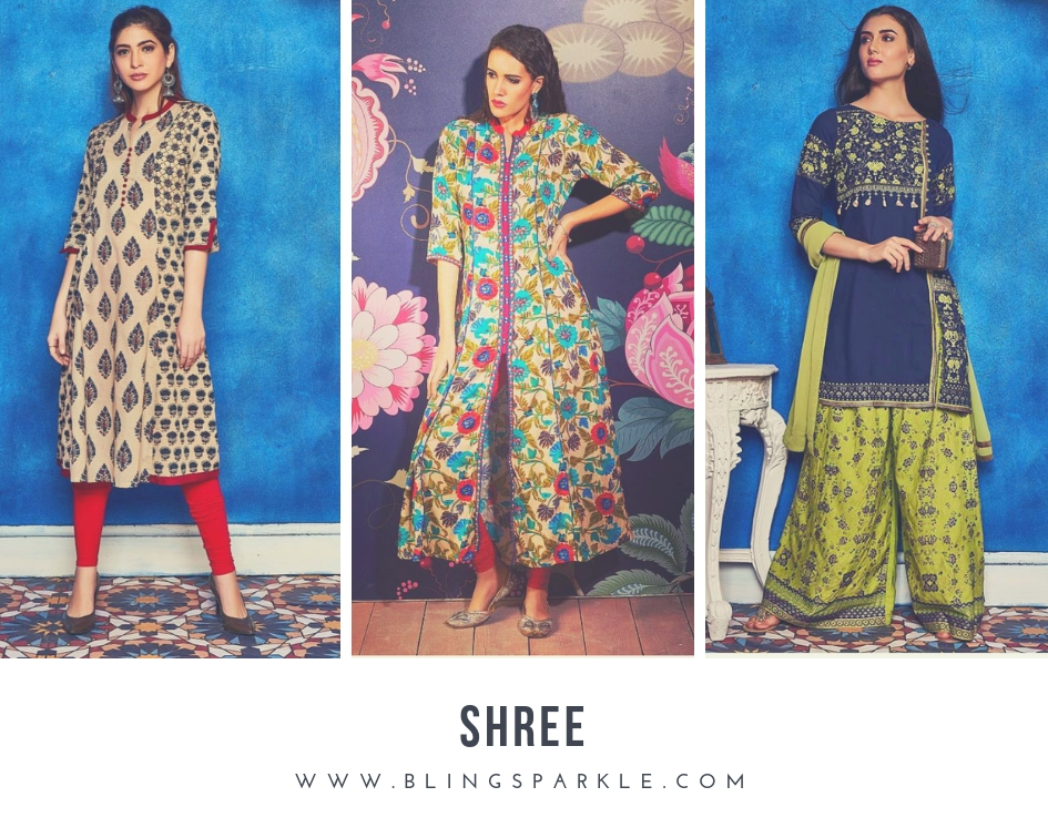 813e9496b Shree , The Indian Avatar is very popular selling brand on e-commerce  portals for its ethnic wear is influenced by international trends, and  follows three ...