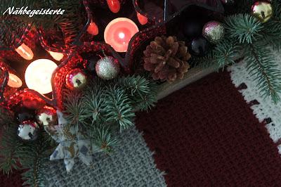 Mit Schuhen unterm Weihnachtsbaum kann auch wirklich nichts